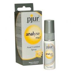 Anal comfort spray