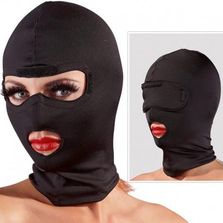 Spandex masker met oogklep