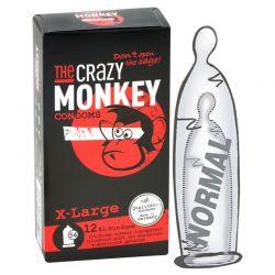 Condooms Crazy Monkey