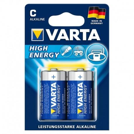 Batterijen 1.5 Volt C (R14)